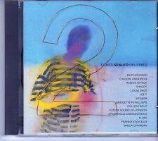 (EI365) Virgin Records - Signed Sealed Delivered 2 - 1994 CD
