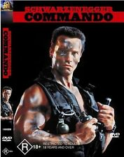 Commando (DVD, 2004)