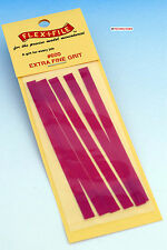 Albion Alloys 600 - 6 x Flex-i-File #600 Extra Fine Grit Tape Refill Pack New