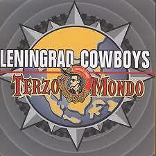 LEINGRAD COWBOYS- TERZO MONDO (2000). CD.