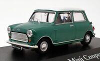 Atlas Editions 1/43 Scale 2 891 020 - 1961 Austin Mini Cooper - Green/White