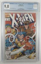 X-Men #4 (CGC 9.8 White) {1st appearance Omega Red KEY} [Marvel Comics 1992]