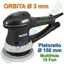 Ponceuse Orbitale Ponceuse Professionnel 150mm Rupes Orbita Ø 3mm ER03TE