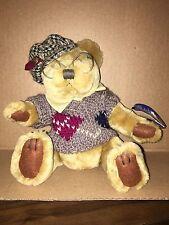 "The Brass Button Bear Collection ""Sherwood"" 1996 #9982301 Teddy Bear"
