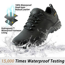 Wantdo Men's Athletic Shoes Waterproof Hiking Shoes Work Shoes Sport Hiking Boot