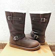 UGG KENSINGTON ORIGINAL TOAST LEATHER Boot US 7 / EU 38 / UK 5.5
