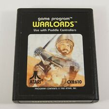 WARLORDS for Atari 2600 Game Cartridge  - Tested and Working