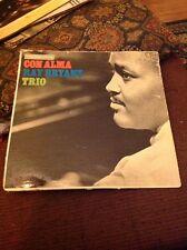 RAY BRYANT TRIO Con Alma COLUMBIA LP mono 6-eye RARE
