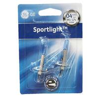 2 X H1 Halogen Light Bulbs Ultra Plus 50% Sportlight Xenon Ge Genuine 55w