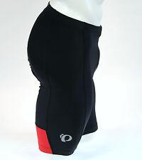 Pearl Izumi Quest Splice Men's Cycling Shorts Black/True Red, Size XXL