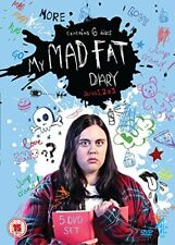 My Mad Fat Diary - Series 1-3 [DVD][Region 2]