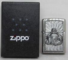 ZIPPO Sturmfeuerzeug BUDDHA 108 PEARLS neu mit Karton L 14 (Dez. 2014)