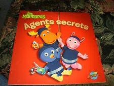 Les Melodilous Agente Secrets, Softcover Book,Good-Shape,2006.