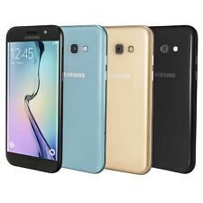 Samsung Galaxy A5 (2017) Blue Mist Android Smartphone