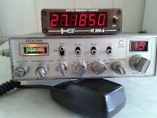 CIBI CB RADIO AMATEUR EUROCB HAM 3900 240 CX AM/FM/USB/CW FREQUENCEMETRE  EXPORT