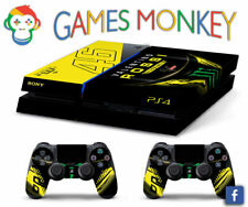 Skin PS4 OLD - VALENTINO ROSSI - Cover Adesiva Vinile Lucido HD Playstation 4