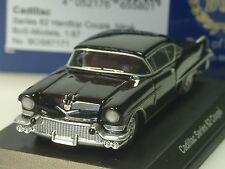 Bos Cadillac Serie 62 Hardtop Coupe, Nero - 87171 - 1:87