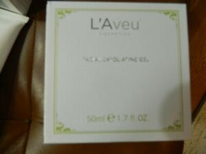 L'Aveu Cosmetics Facial Exfoliating Gel 50 oz