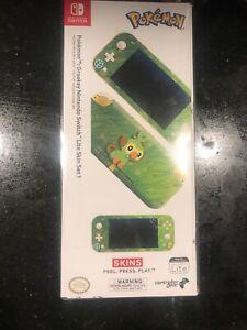 Nintendo Switch  Lite Skin Sticker Decal Cover POKEMON Grookey