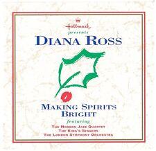 MAKING SPIRITS BRIGHT Diana Ross (CD, 1994)