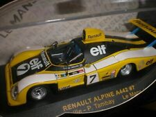 IXO LMC042 - Renault Alpine A442 Le Mans 1977 #7 - 1:43 Made in China