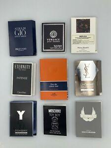 Men's Designer Cologne Sample Vials #2 - Choose Scent - Combined Shipping