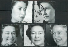 GB 2002 Golden Jubilee set used *COMBINED SHIPPING*