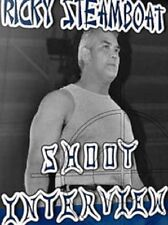 Ricky Steamboat Shoot Interview Wrestling DVD,  WWF WCW WWE