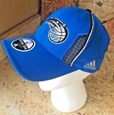 NBA Orlando Magic Adidas Flexfit Hat Cap Size one size fits most Royal Blue