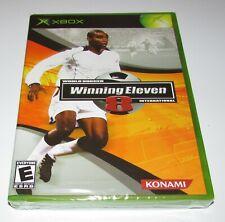 World Soccer Winning Eleven 8 International for Xbox Brand New! Fast Shipping!