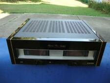 Absolutely Beautiful Pioneer Elite M90 Stereo Power Amplifier - Tested!!