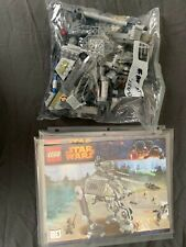 Lego 75043 Star Wars AT-AP Includes Manuals - No minifigs
