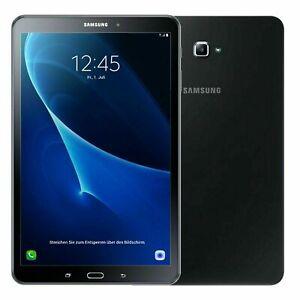 "Samsung Galaxy Tab A SM-T585 10.1"" 2GB 32GB Wifi & Cellular Black Android Tablet"