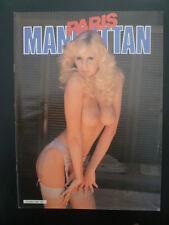 Magazine érotique et de charme - PARIS - MANHATTAN n° 22 - Un max de photos