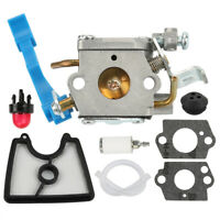 Carburetor kit for Husqvarna 125BVX 28cc 2-Cycle Gas Powered 170 Mph Blower