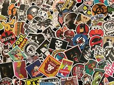 100 Skateboard Stickers Bomb Vinyl Laptop Luggage Decals Dope Sticker Lot Lego