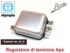 """157714 - Regolatore di tensione """"Olympia"""" per Piaggio Ape TM P703V FL2 dal 1984"""