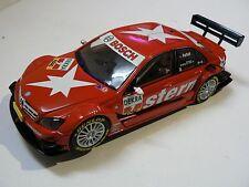Carrera Evolution 27236 AMG Mercedes C-Klasse 2007 Stern 2008 Gary Paffett NEU