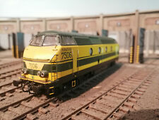 Locomotive SNCB NMBS 7506 Roco DC