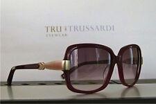 ORIGINALE Lunettes de soleil Trussardi, Tr 12811 Pu