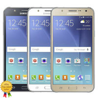 "Original Samsung Galaxy J7 SM-J700F Factory Unlocked 5.5"" 16GB GSM Smartphone"