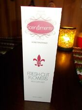 Scentaments Home Fragrance~Fresh Cut Flowers Reed Diffuser 180 Ml New