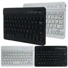 3.0 Bluetooth Wireless Smart Phone Keyboard for iPad iPhone Mac/PC/Tablet