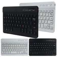 3.0 Bluetooth Wireless Smart Phone Keyboard for iPad iPhone Mac/PC/Tablet