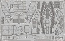 Eduard 1/32 Dassault Mirage IIIE/R Exterior # 32403