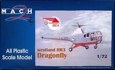 Mach 2 Models 1/72 WESTLAND HR3 DRAGONFLY Helicopter