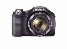 Sony Cyber-shot DSC-H300 20.1MP Digital bridge Camera - Black FREE uk postage