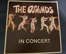 The Osmonds 1972 In Concert Tour Book/Program/Guide