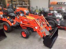 Tracteur NEUF KIOTI 2610  26 CV COMPACT HST avec chargeur terre A SAISIR
