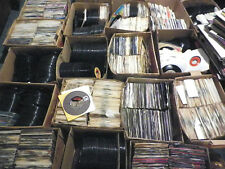 "AWESOME LOT OF 50 45RPM RECORDS-  VINYL- RECORDS JUKEBOX- 7"" 45RPM"
